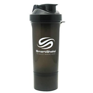 SMARTSHAKE SLIM Gunsmoke 17 oz By Smart Shake