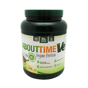 ABOUT TIME VEGAN PROT - Vanilla 2 lbs