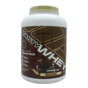 Tasty Whey Chocolate 5 lbs By Adaptogen Science