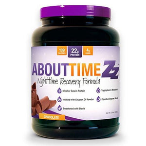 Nighttime Recovery Formula Chocolate 2 lbs By About Time