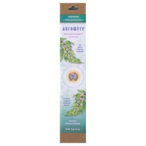 Aromatherapy Incense Jasmine Replenishing 1 PC By Auromere