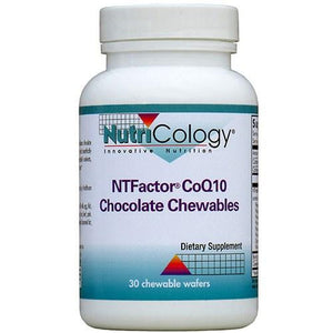 NTFactor CoQ10 Chewable 30 CHEWABLE By Nutricology/ Allergy Research Group