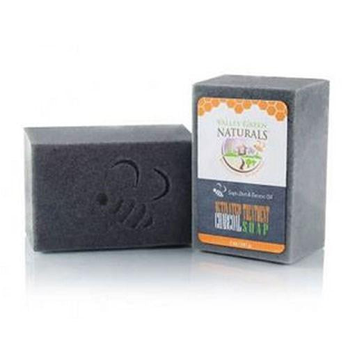 Activated Charcoal Treatment Soap - 5 OZ