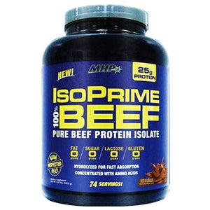Isoprime 100% Beef Beef Vancarmel 5LB By Maximum Human Performance