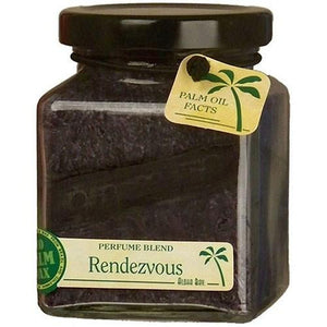 Cube Jar Candle Rendezvous 6 oz By Aloha Bay