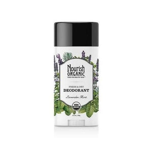 Deodorant Cream Lavender Mint 2 oz By Nourish