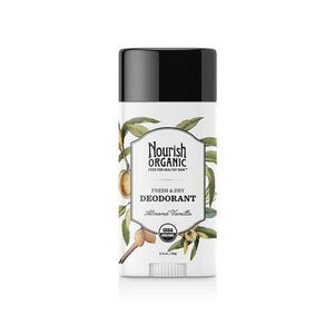 Deodorant Cream Almond Vanilla 2 oz By Nourish