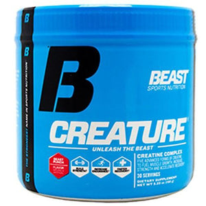Creature Beast Punch 5.29 oz By Beast Sports Nutrition