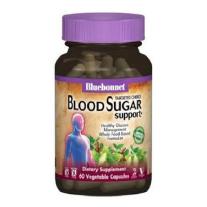 Targeted Choice Blood Sugar Support 90 Veg Caps By Bluebonnet Nutrition