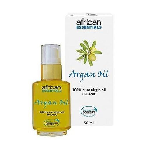 Argan Oil Organic & Fair Trade 50 ml By African Essentials