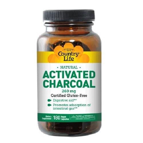 Activated Charcoal - 20 Packets