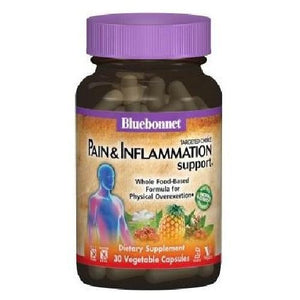 Pain & Inflammation 60 Veg Caps By Bluebonnet Nutrition