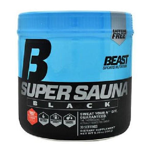 Super Sauna Sweet Heat 30 Servings By Beast Sports Nutrition