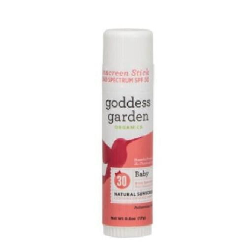 Natural Baby Spf 30 Sunscreen .6 Oz By Goddess Garden