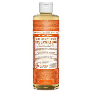 Dr Bronner's Castle Tree Liquid Soap