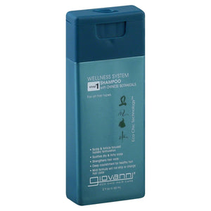 Shampoo Wellness System 2 oz by Giovanni