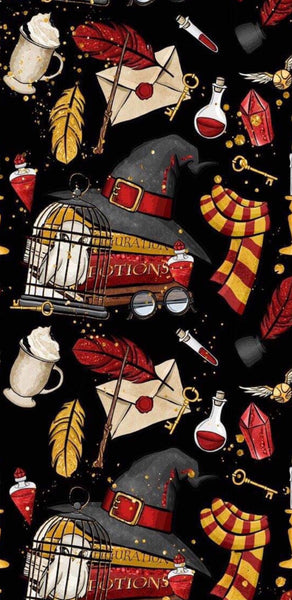 plus-size-custom-Harry-potter-leggings-House-gryffindor-red-owl-close-up-witch-arrow-trend-leggings