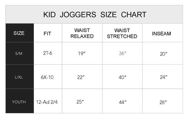Kids Marvel Joggers