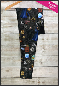 Custom Witcher Leggings Netflix Original Witcher Leggings - Arrow Trend Leggings