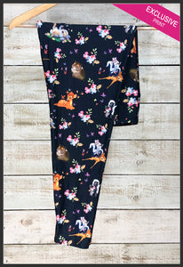 Bambi Leggings Disney's Bambi Leggings - Arrow Trend Leggings