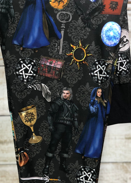 Witcher Leggings