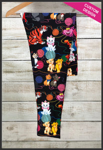 Disney Cat Leggings