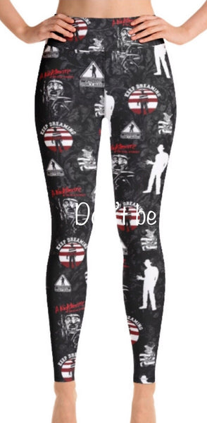Juniors Freddy - Nightmare Leggings