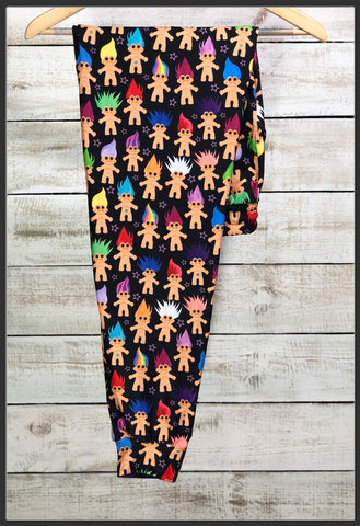 Original Trolls Joggers Custom Print Novelty Jogger Pants Trolls Joggers - Arrow Trend Leggings