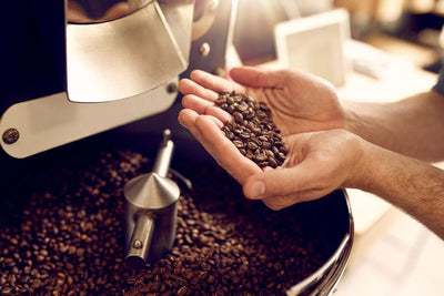 Learn about coffee roasting, the Kaffeina way