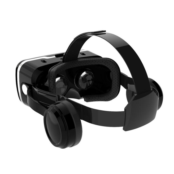 6th Generation 3D VR Headset