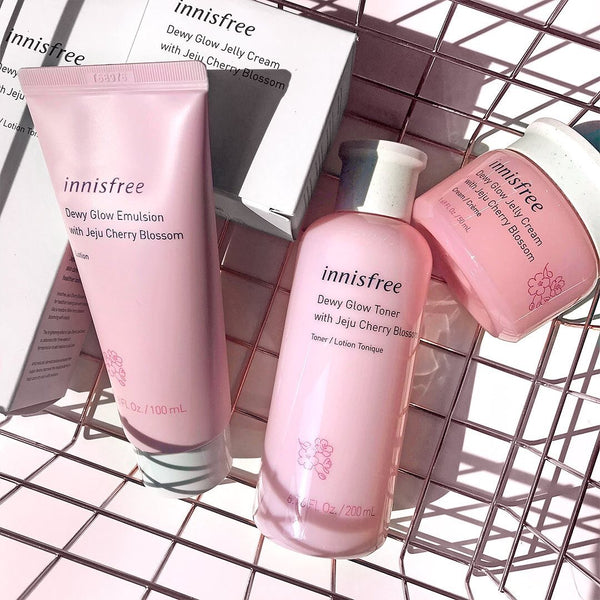 Innisfree Jeju Cherry Blossom Collection