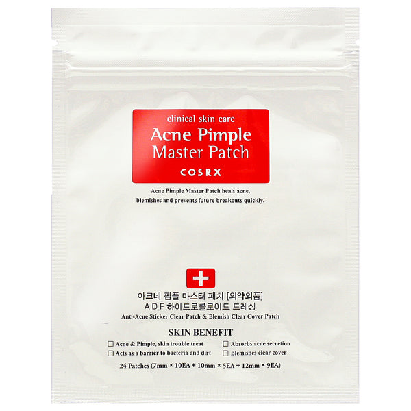 Cosrx Acne Pimple Master Patch (24 Patches) - Sister Seoul, K-Beauty