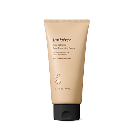 Innisfree Volcanic Pore Cleansing Foam