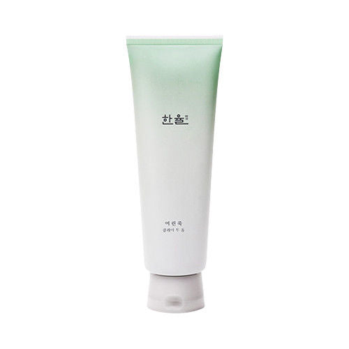 Hanyul Pure Artemisia Clay to foam 170ml - Sister Seoul, K-Beauty