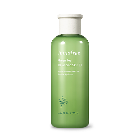 Innisfree Green Tea Balancing Skin EX - Sister Seoul, K-Beauty