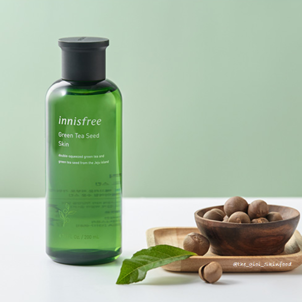 Innisfree Green Tea Seed Skin 200ml - Sister Seoul, K-Beauty