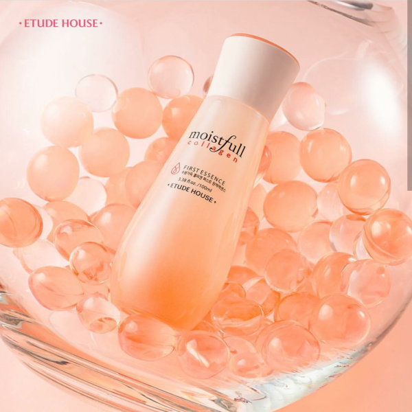 Etude House Moistfull Collagen Essence - Sister Seoul, K-Beauty
