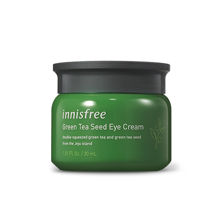 Innisfree Green Tea Seed Eye Cream - Sister Seoul, K-Beauty