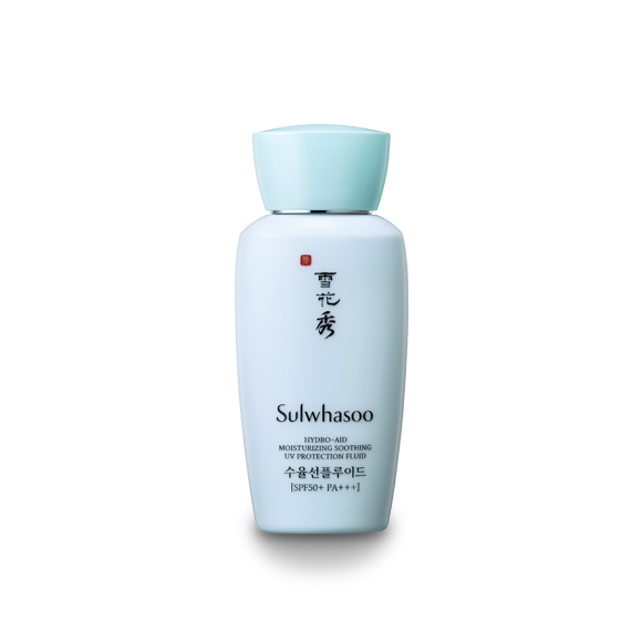 Sulwhasoo Hydro-aid Moisturizing Soothing UV Protection Fluid - Sister Seoul, K-Beauty