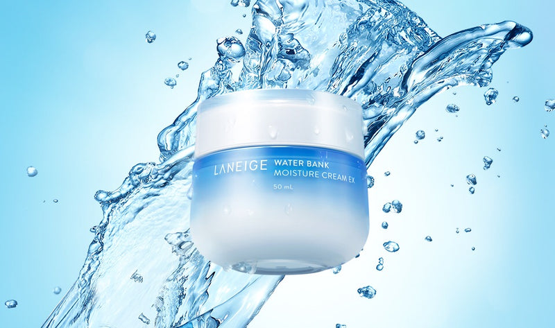 Laneige Water Bank Moisture Cream EX - Sister Seoul, K-Beauty