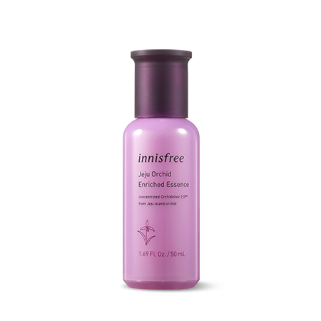 Innisfree Jeju Orchid Enriched Essence 50ml - Sister Seoul, K-Beauty
