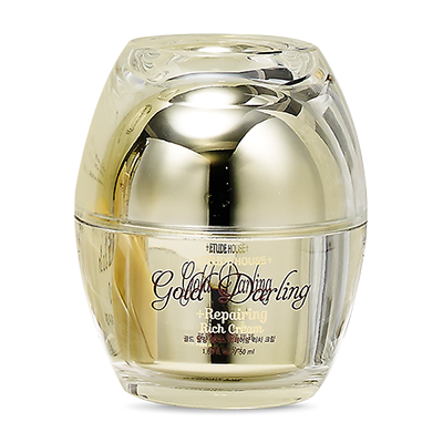 Etude House gold darling repairing rich cream 50ml - Sister Seoul, K-Beauty