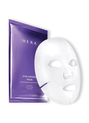Hera Hyaluronic Mask 6 Pack - Sister Seoul, K-Beauty