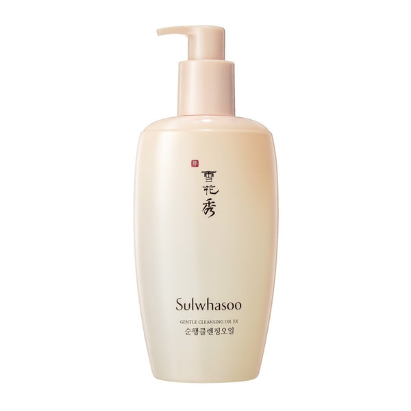 Sulwhasoo Gentle Cleansing Oil - Sister Seoul, K-Beauty