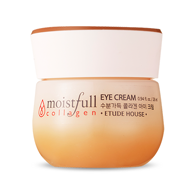 Etude House Moistfull Collagen Eye Cream - Sister Seoul, K-Beauty