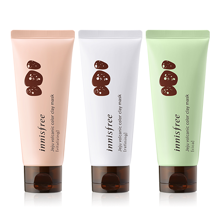 Innisfree Jeju Volcanic Color Clay Mask - Sister Seoul, K-Beauty