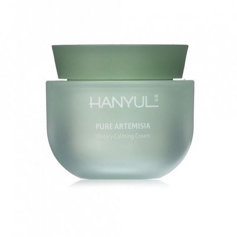 Hanyul Pure Artemisia Watery Calming Cream 50ml - Sister Seoul, K-Beauty