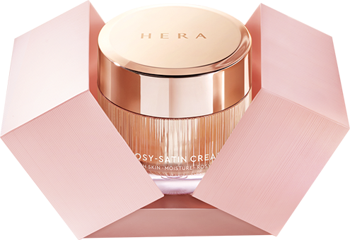 Hera Rosy-Satin Cream - Sister Seoul, K-Beauty
