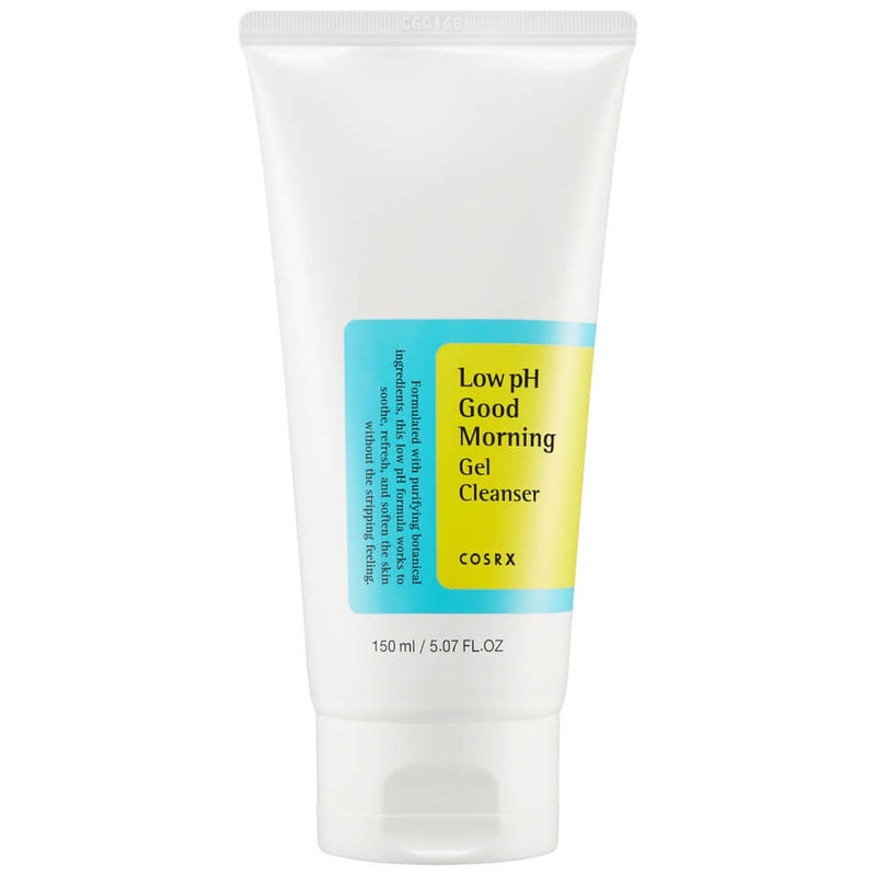 COSRX Low pH Good Morning Cleanser 150ml - Sister Seoul, K-Beauty
