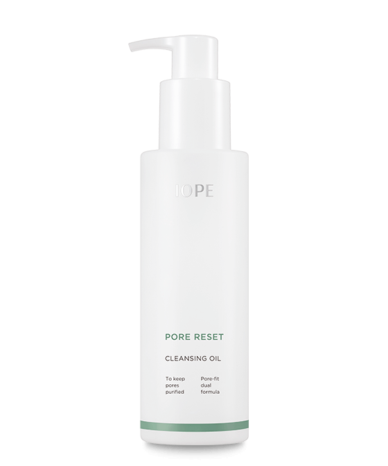 IOPE Pore Reset Cleansing Oil - Sister Seoul, K-Beauty